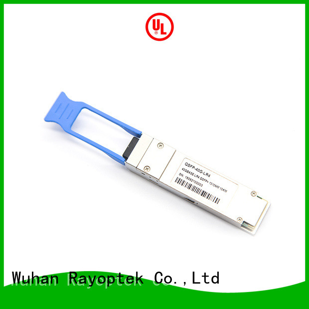 Rayoptek qsfp 40g sr4 supplier