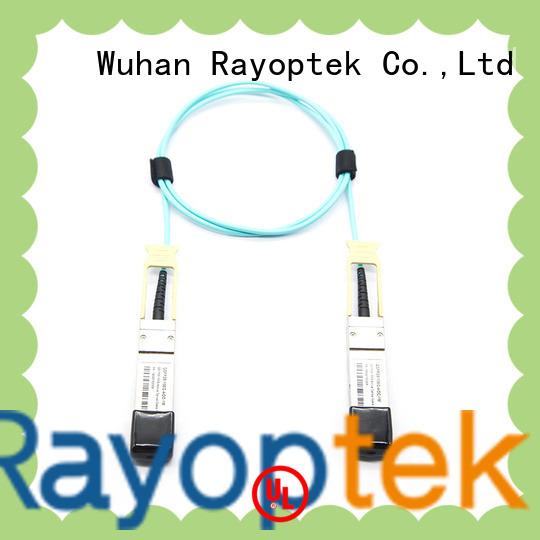 Rayoptek efficient optical transceiver manufacturer for apartment