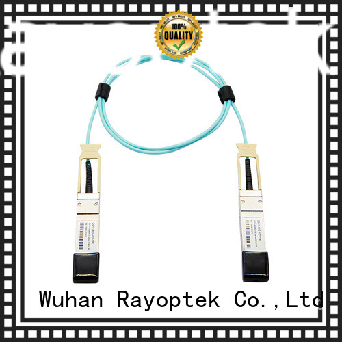 Rayoptek fiber cable wholesale for mall