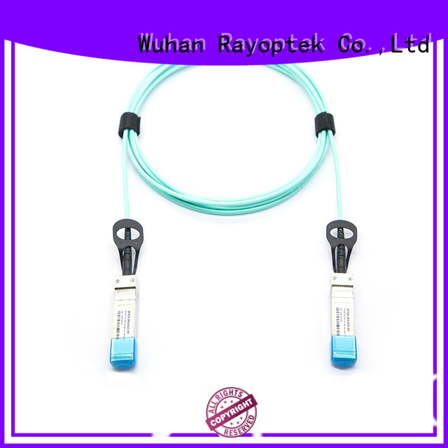 Rayoptek long lasting fiber optic network wholesale for indoor