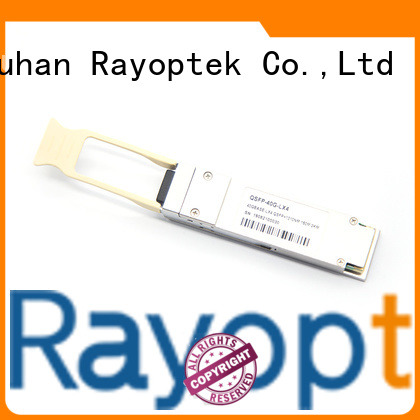 cost-effective qsfp 40g sr4 manufacturer for house