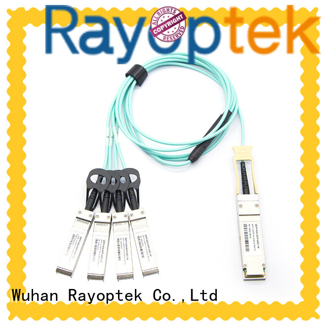 Rayoptek patch cable factory price for mall