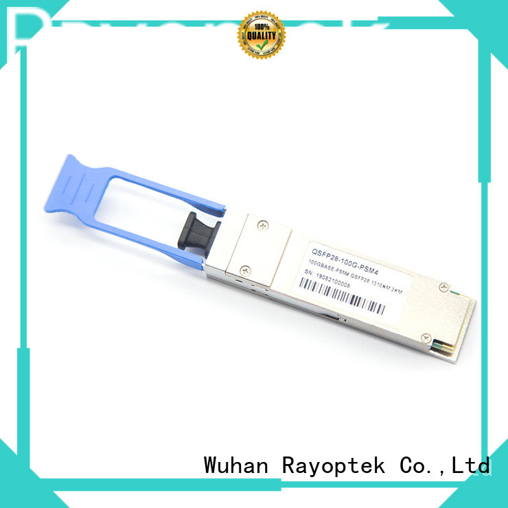 Rayoptek durable 100gb ethernet on sale for hotel
