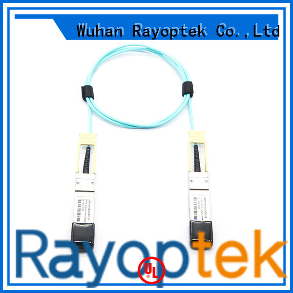 efficient patch cable manufacturer for office