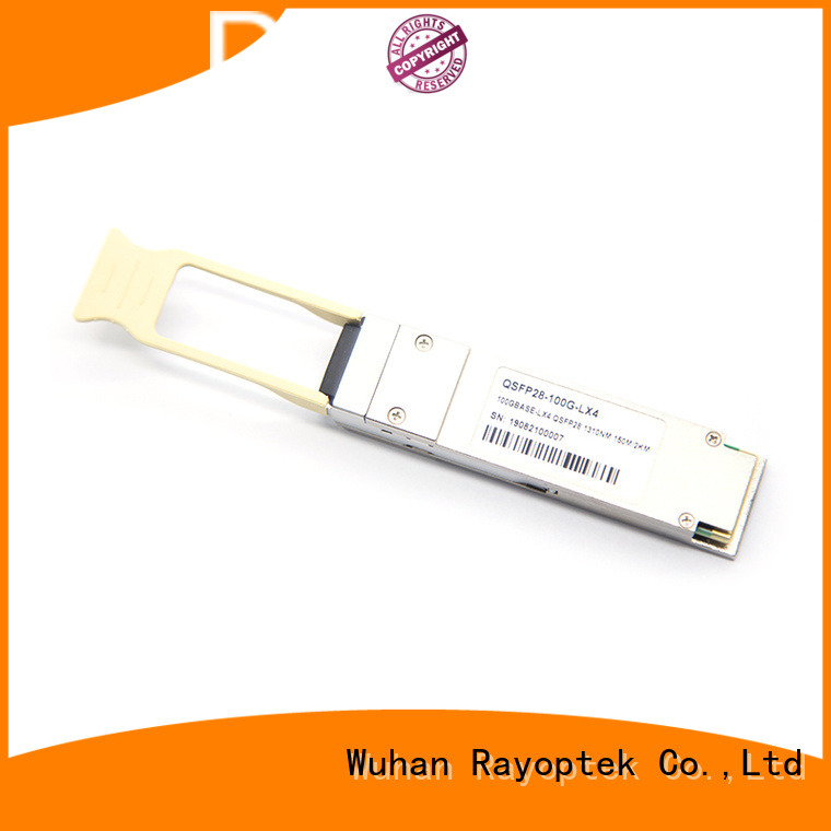 Rayoptek qsfp28 on sale