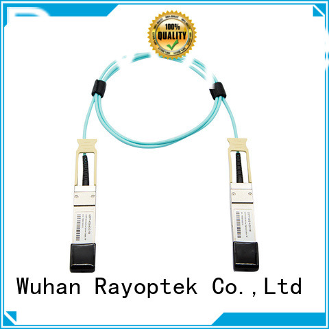 Rayoptek reliable patch cable wholesale for shop