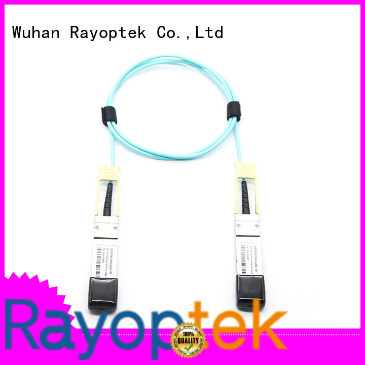 Rayoptek creative patch cable from China