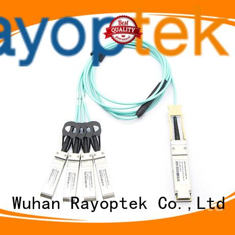 Rayoptek qsfp+module personalized for house
