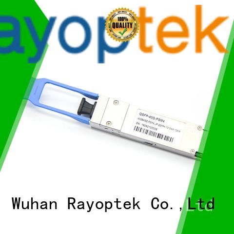 Rayoptek qsfp+ wholesale for house