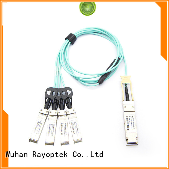 Rayoptek stable fiber cable supplier for house