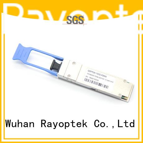 Rayoptek quality 100 gigabit ethernet wholesale for house
