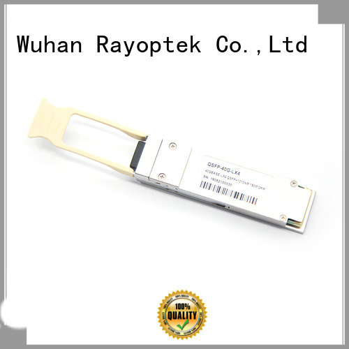 Rayoptek good quality qsfp28 wholesale for shop