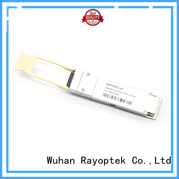 Rayoptek top quality qsfp wholesale for mall