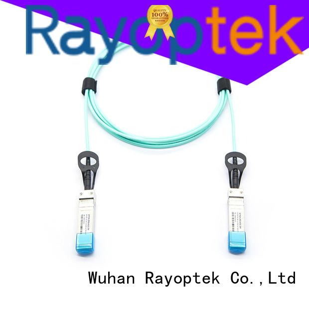Rayoptek creative fiber optic network online for indoor