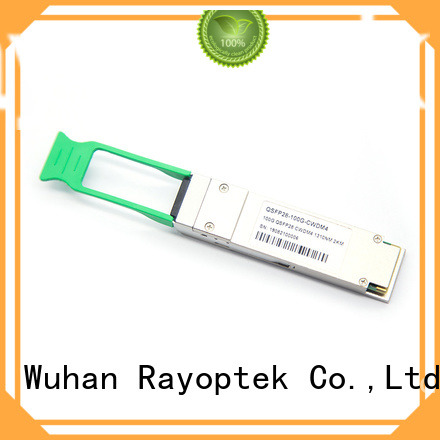 Rayoptek hot selling qsfp wholesale