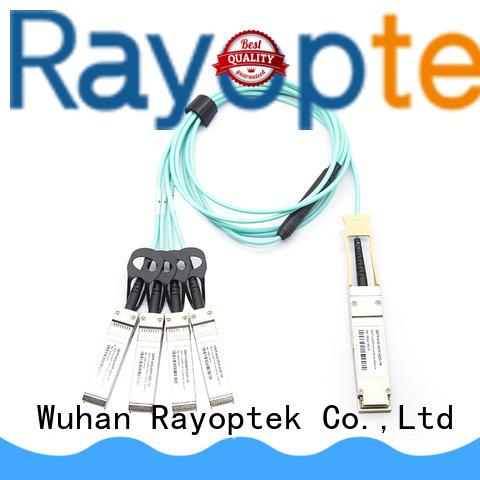 Rayoptek fiber cable wholesale for shop